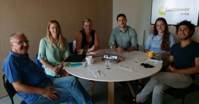 Belçika Yenilenebilir Enerji Kooperatiflerini Ziyaret Ettik