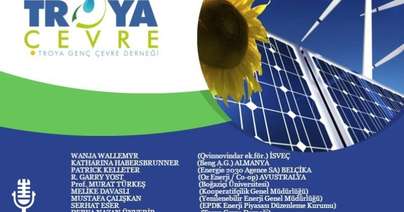I. Yenilenebilir Enerji Kooperatifleri Konferansı Düzenlendi