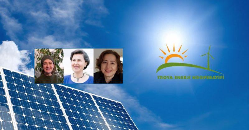 Güneş Enerjisi Kooperatifi Kurdular Yılın 'Enerjik' Kadını Seçildiler